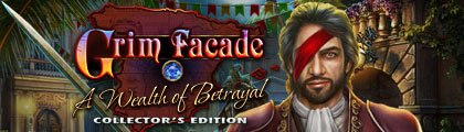 Grim Facade: A Wealth of Betrayal Collector's Edition screenshot