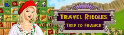Travel Riddles: Trip To France screenshot