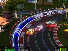 High Tech Racing Slot Car Simulation thumb 1