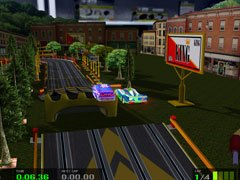High Tech Racing Slot Car Simulation thumb 2