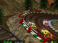 High Tech Racing Slot Car Simulation thumb 3