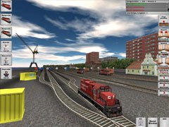 Rail Cargo Simulator thumb 2