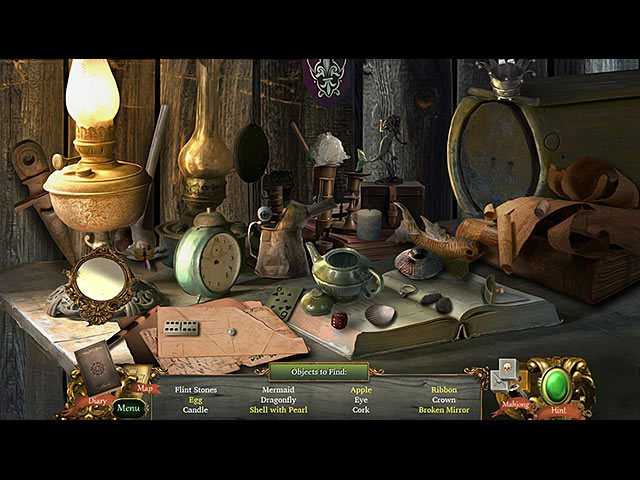 Obscure Legends - Curse of the Ring large screenshot