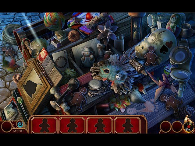Cadenza: Music, Betrayal and Death large screenshot