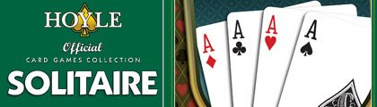 Hoyle Official Solitaire screenshot
