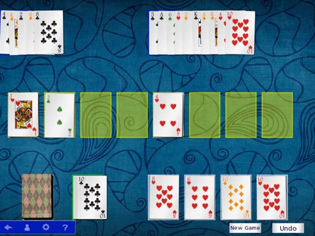 Hoyle Official Solitaire large screenshot