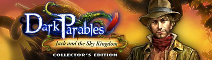 Dark Parables: Jack and the Sky Kingdom Collector's Edition screenshot