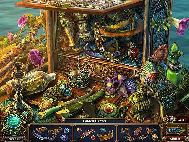 Dark Parables: Jack and the Sky Kingdom Collector's Edition large screenshot