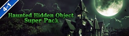 Haunted Hidden Object Super Pack screenshot