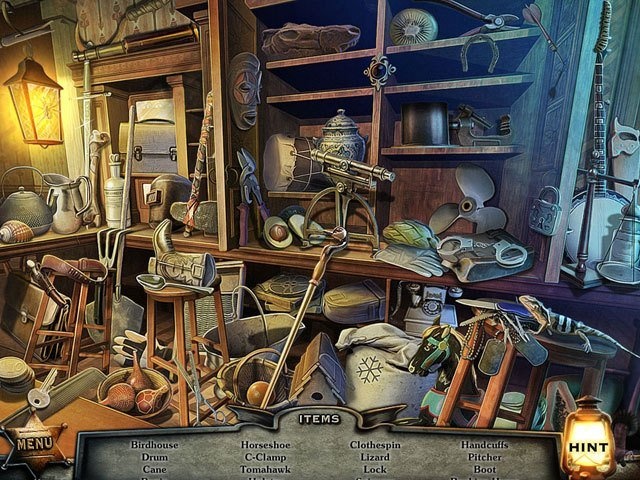 Haunted Hidden Object Super Pack large screenshot