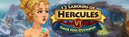 12 Labours of Hercules 6 - Race for Olympus screenshot