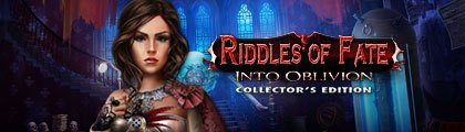 Riddles of Fate: Into Oblivion Collector's Edition screenshot