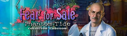 Fear for Sale: Phantom Tide Collector's Edition screenshot