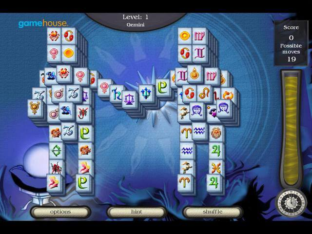 Mahjong Fortuna large screenshot