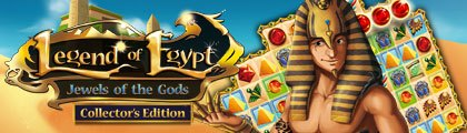 Legend of Egypt: Jewels of the Gods Collector's Edition screenshot