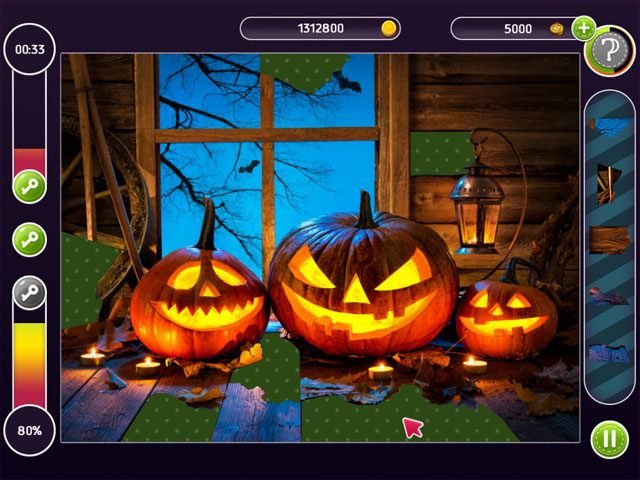 Holiday Mosaics - Halloween Puzzles large screenshot
