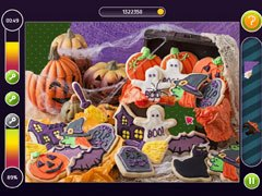 Holiday Mosaics - Halloween Puzzles thumb 2