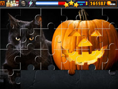 Halloween Jigsaw Puzzle Stash thumb 1