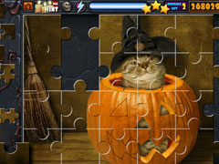 Halloween Jigsaw Puzzle Stash thumb 2