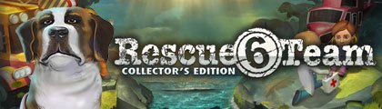 Rescue Team 6 Collector's Edition screenshot