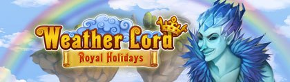 Weather Lord: Royal Holidays screenshot