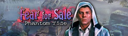 Fear for Sale: Phantom Tide screenshot