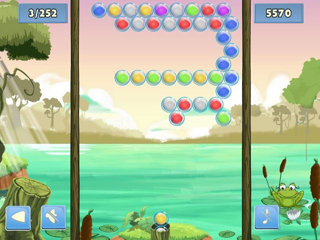 Bubble Shooter Adventures large screenshot