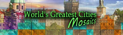 World's Greatest Cities Mosaics screenshot