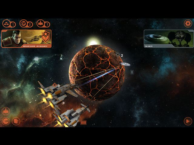 Starion Tactics large screenshot