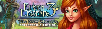 Elven Legend 3 - The New Menace Collector's Edition screenshot