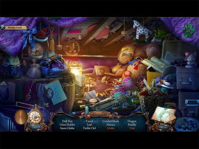 Grim Tales: The Vengeance Collector's Edition large screenshot