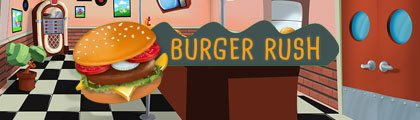 Burger Rush screenshot
