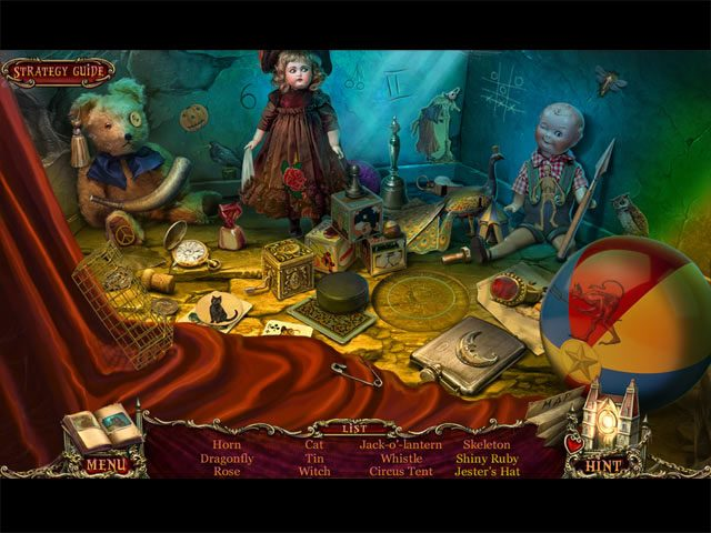 Tales of Terror: House on the Hill Collector's Edition large screenshot