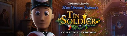 Christmas Stories 3: Hans Christian Andersen's Tin Soldier Collector's Edition screenshot