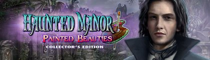 Haunted Manor: Painted Beauties Collector's Edition screenshot