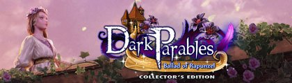 Dark Parables: Ballad of Rapunzel Collector's Edition screenshot