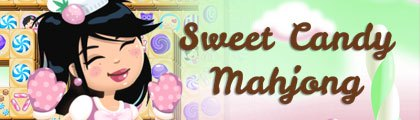 Sweet Candy Mahjong screenshot
