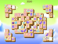 Sweet Candy Mahjong thumb 1