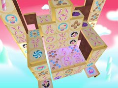 Sweet Candy Mahjong thumb 3
