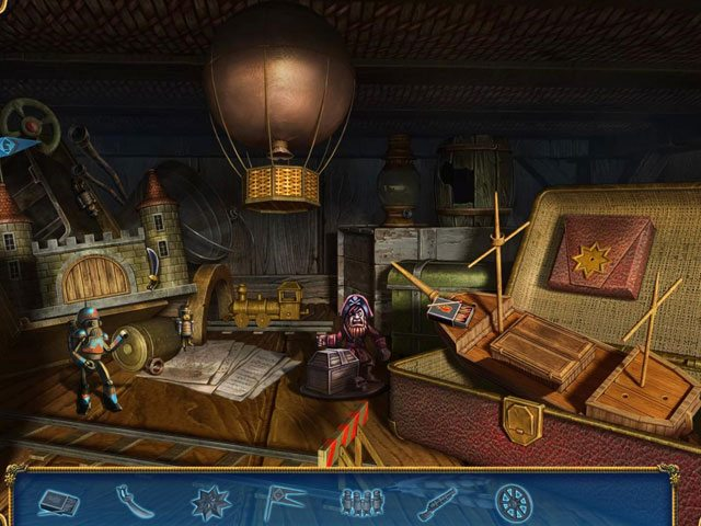 Kingdom of Aurelia: Mystery of the Poisoned Dagger large screenshot