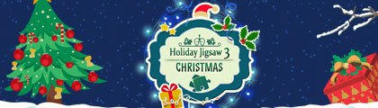 Holiday Jigsaw Christmas 3 screenshot