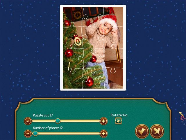 Holiday Jigsaw Christmas 3 large screenshot