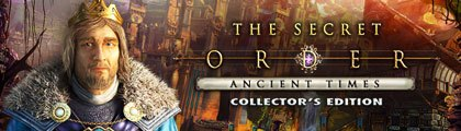 The Secret Order: Ancient Times Collector's Edition screenshot