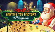 Santa's Toy Factory Nonograms