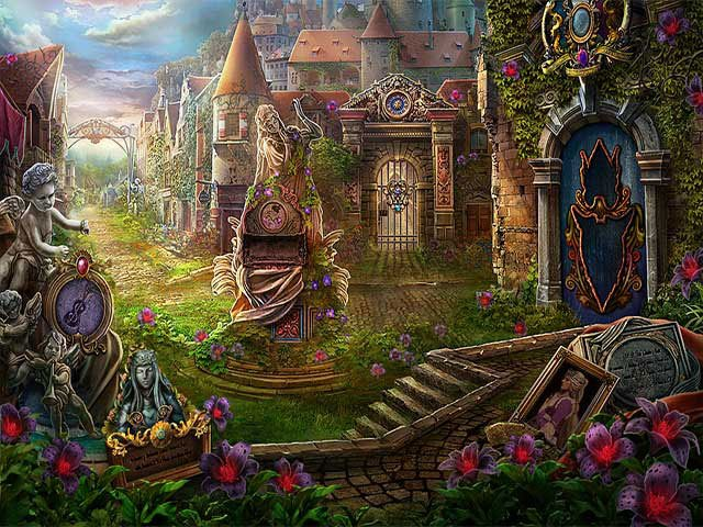 Dark Parables: Ballad of Rapunzel large screenshot