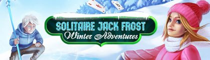 Solitaire Jack Frost Winter Adventures screenshot