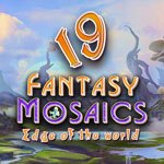 Fantasy Mosaics 19: Edge of the World
