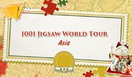 Game 1001 Jigsaw World Tour - Asia
