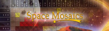 Space Mosaics screenshot