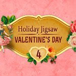 Holiday Jigsaw Valentine's Day 4